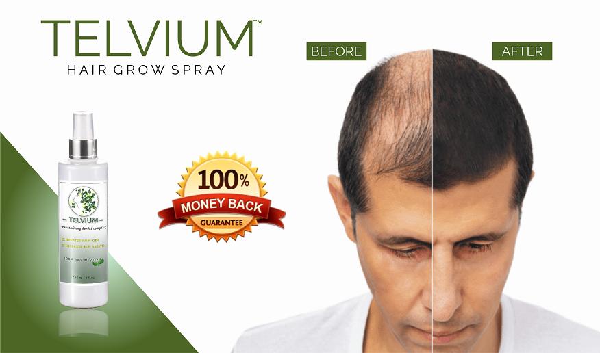 Regrow Lost Hair Naturally In 3 Weeks